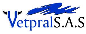 Logo Vetpral SAS curvas
